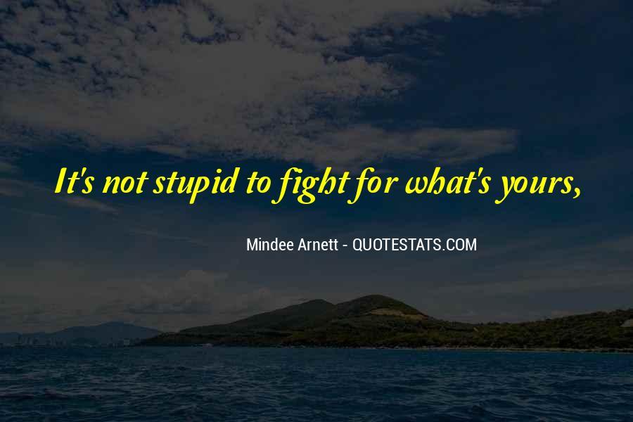 Arnett Quotes #1382233
