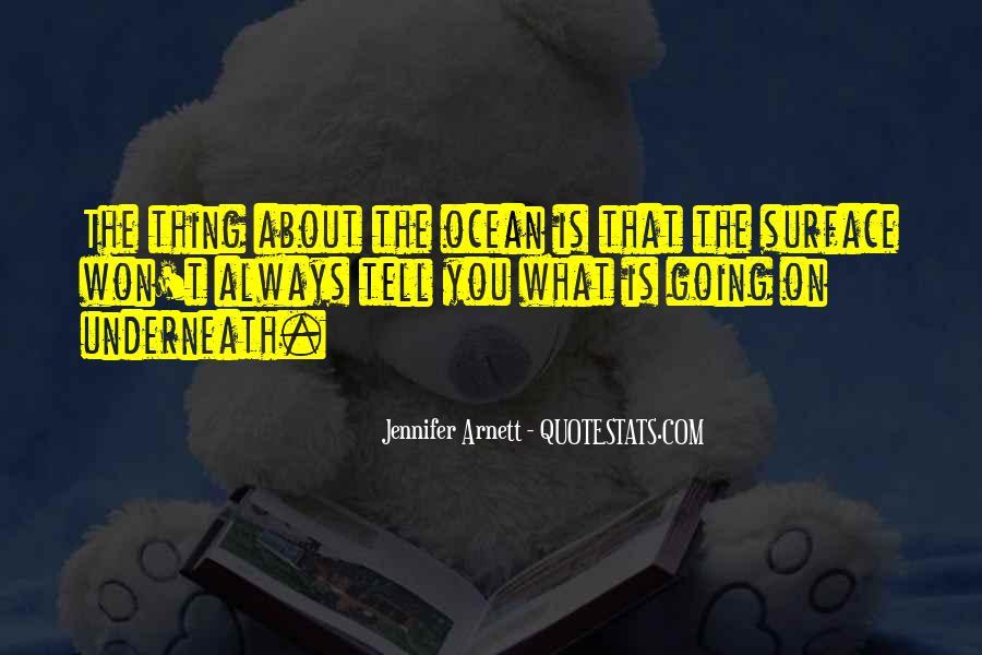 Arnett Quotes #1432123