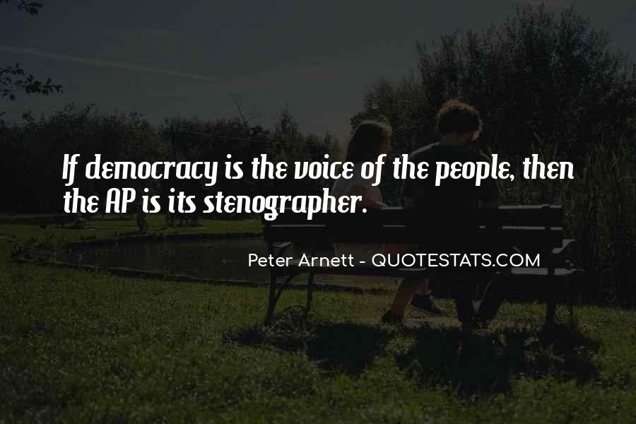 Arnett Quotes #1641946
