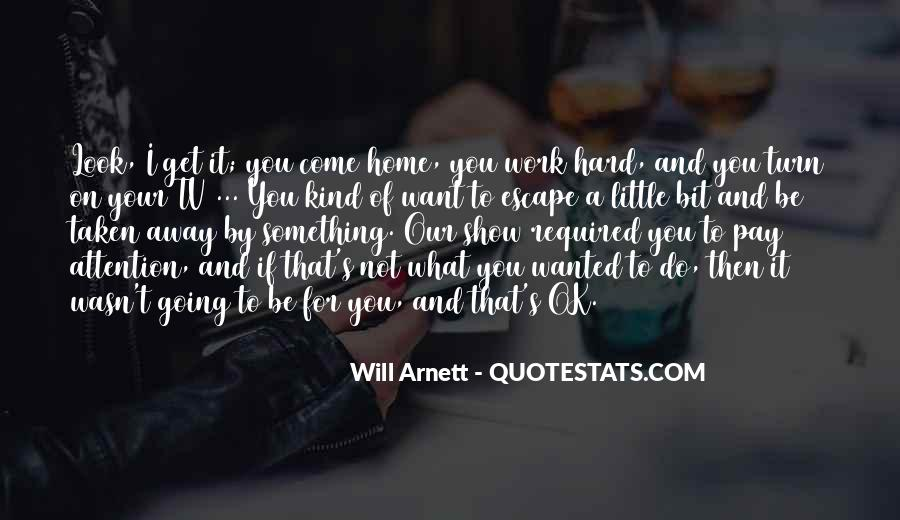 Arnett Quotes #1789592
