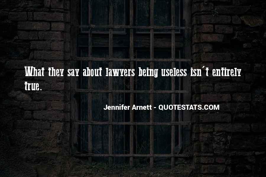 Arnett Quotes #439584
