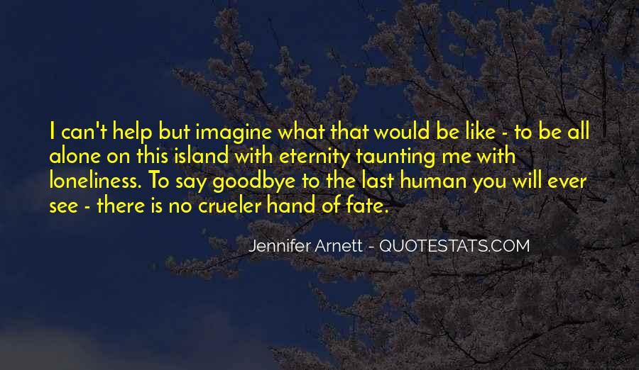 Arnett Quotes #479887