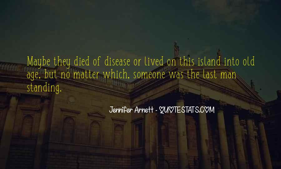 Arnett Quotes #745105