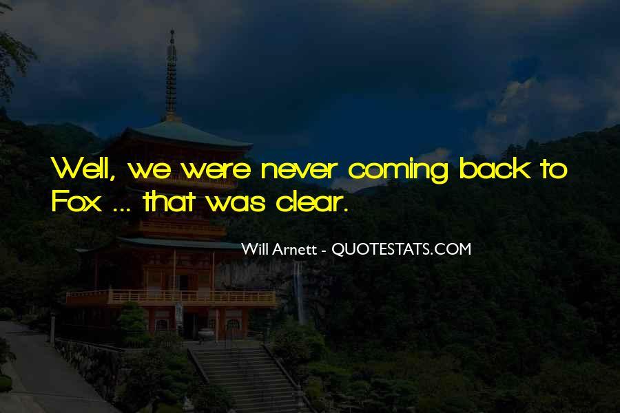 Arnett Quotes #830719