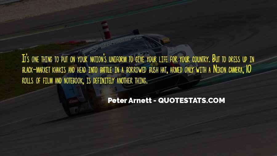Arnett Quotes #836943
