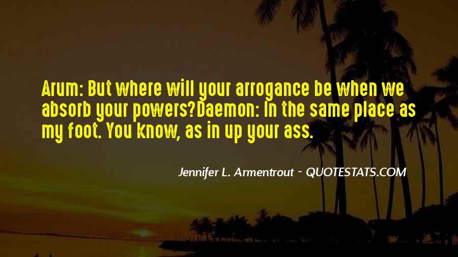 Arum Quotes #1354503