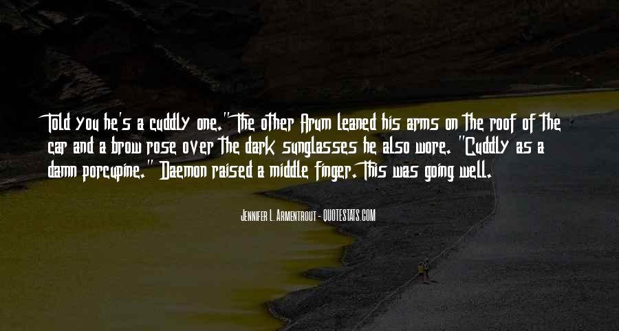 Arum Quotes #1816936