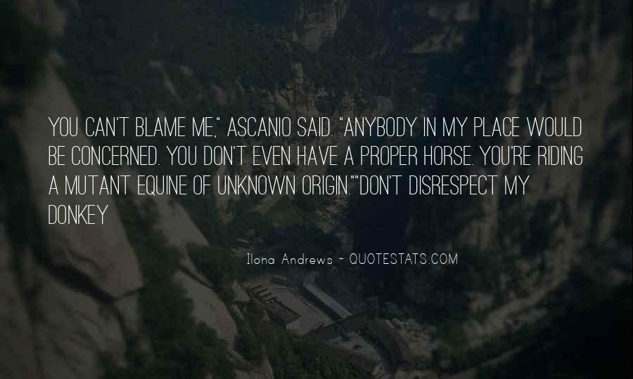 Ascanio's Quotes #75199