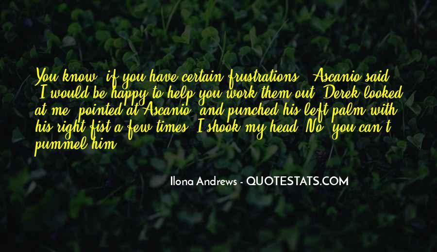 Ascanio's Quotes #998994