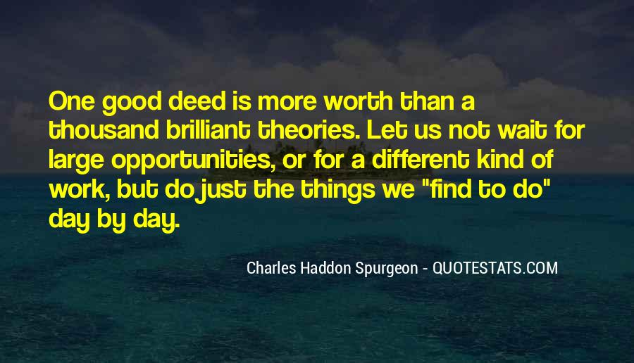 Quotes About A Kind Deed #840083