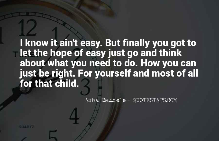 Asha's Quotes #381906