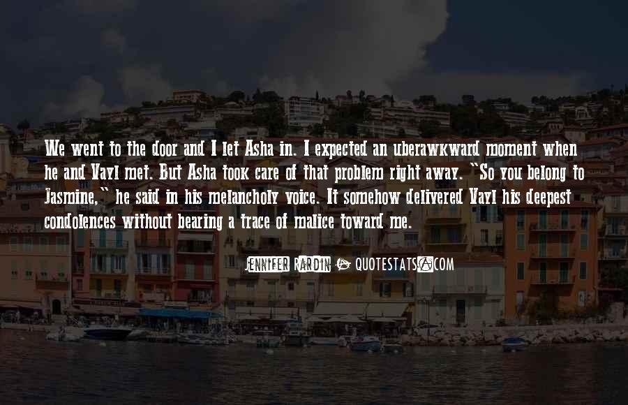Asha's Quotes #432092