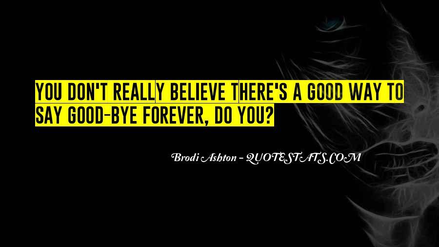 Ashton's Quotes #1280550