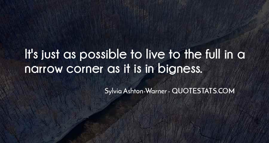 Ashton's Quotes #1343365