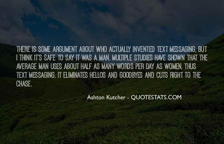 Ashton's Quotes #159279