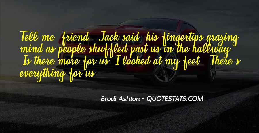 Ashton's Quotes #500768