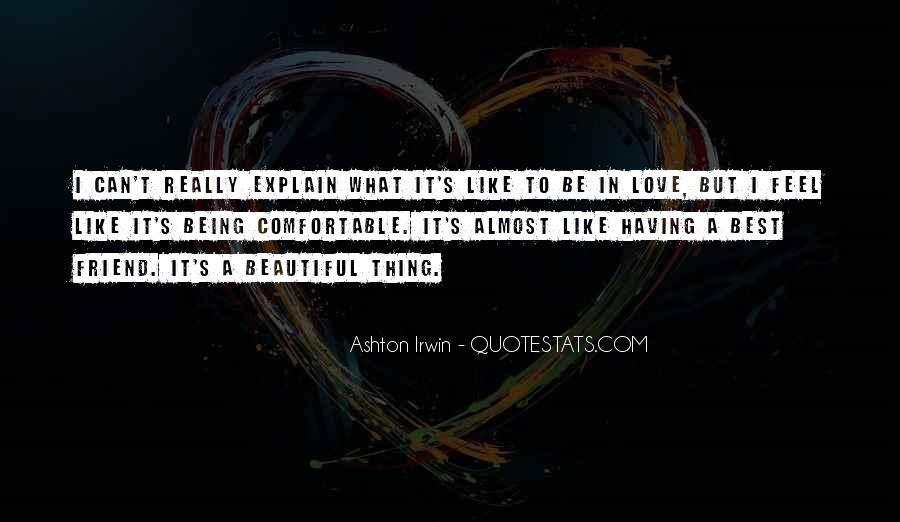 Ashton's Quotes #501697