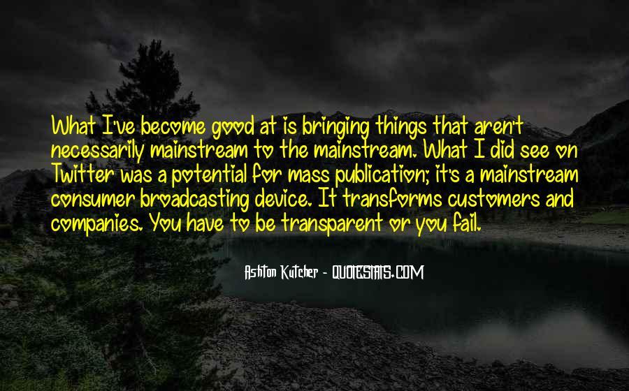 Ashton's Quotes #604558