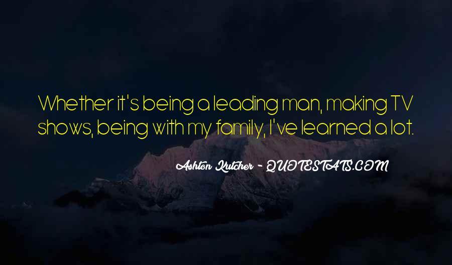 Ashton's Quotes #669358