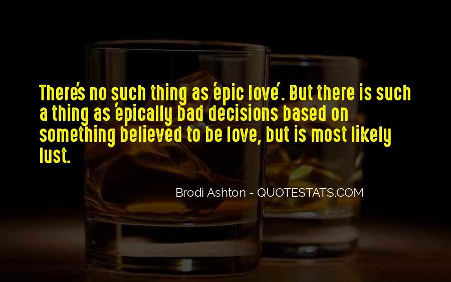 Ashton's Quotes #703056