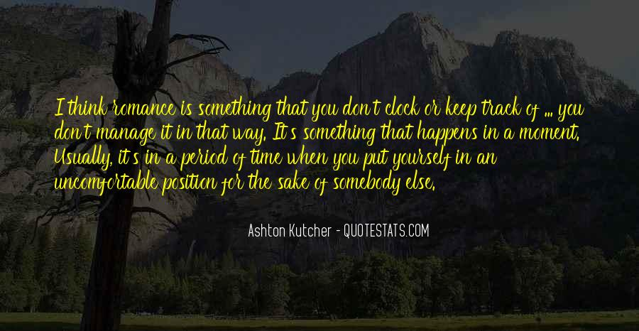 Ashton's Quotes #808798