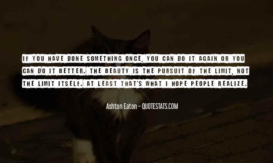 Ashton's Quotes #863419