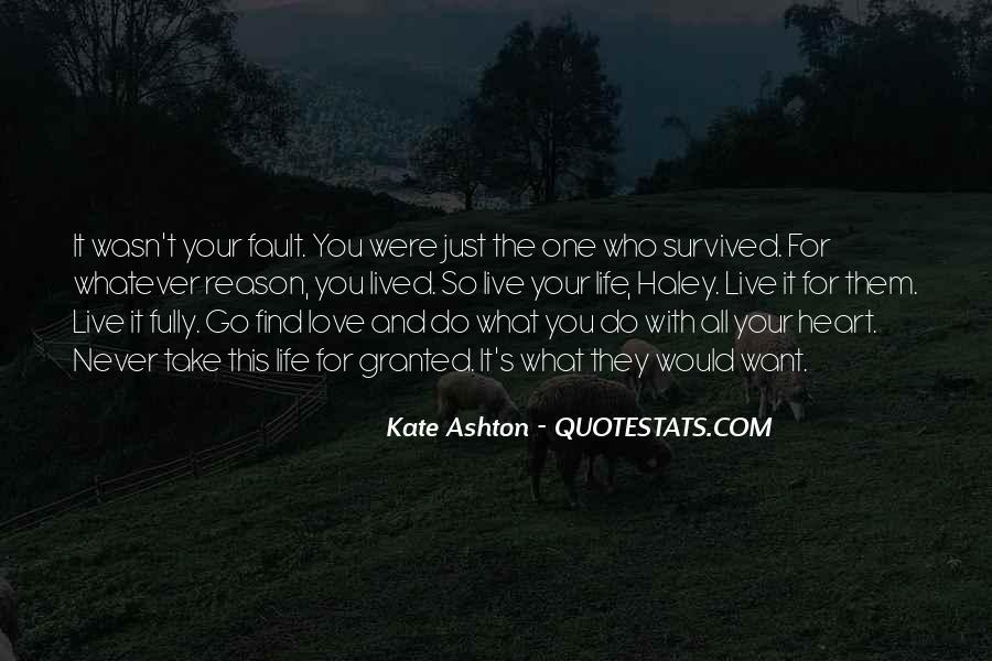 Ashton's Quotes #907041