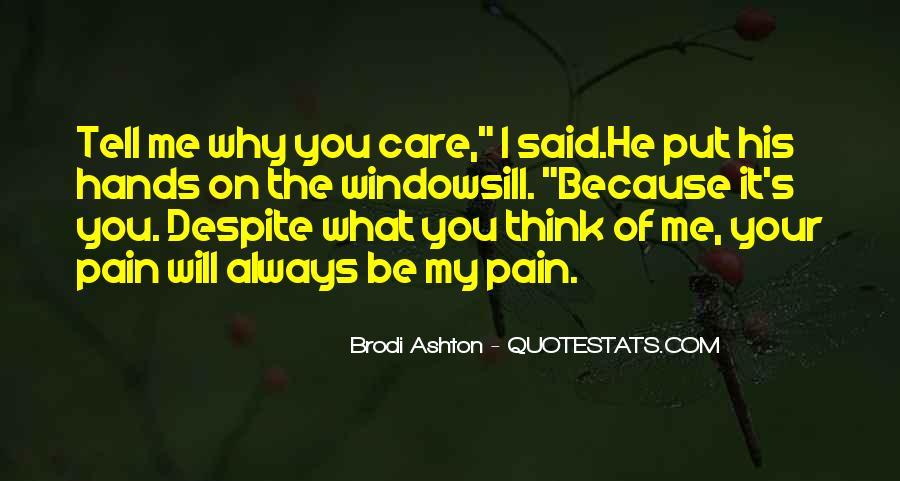 Ashton's Quotes #93346