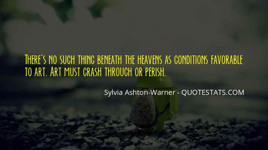 Ashton's Quotes #963268