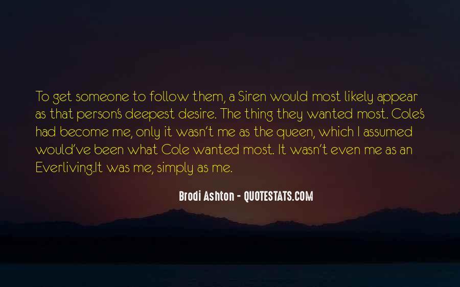 Ashton's Quotes #97934