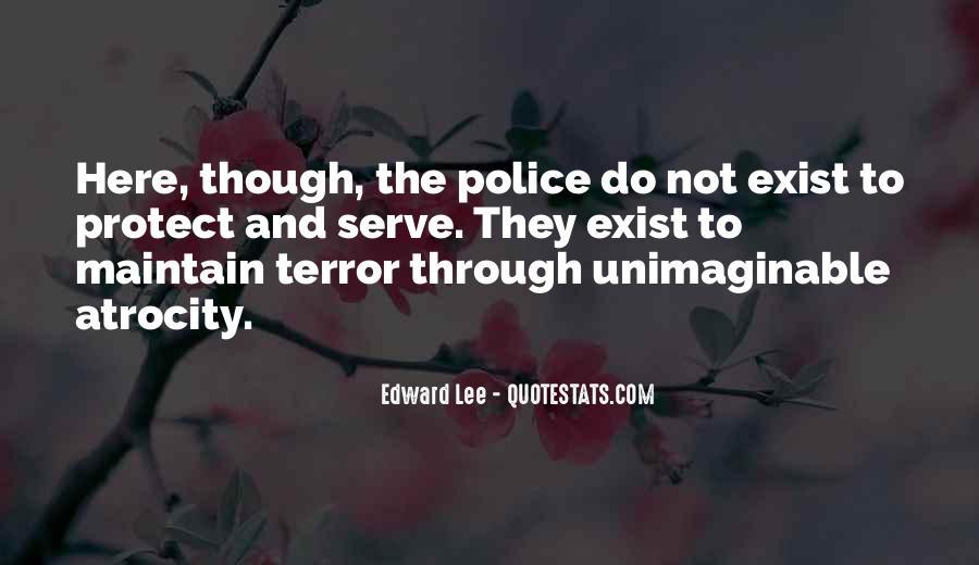 Atrocity's Quotes #1313375
