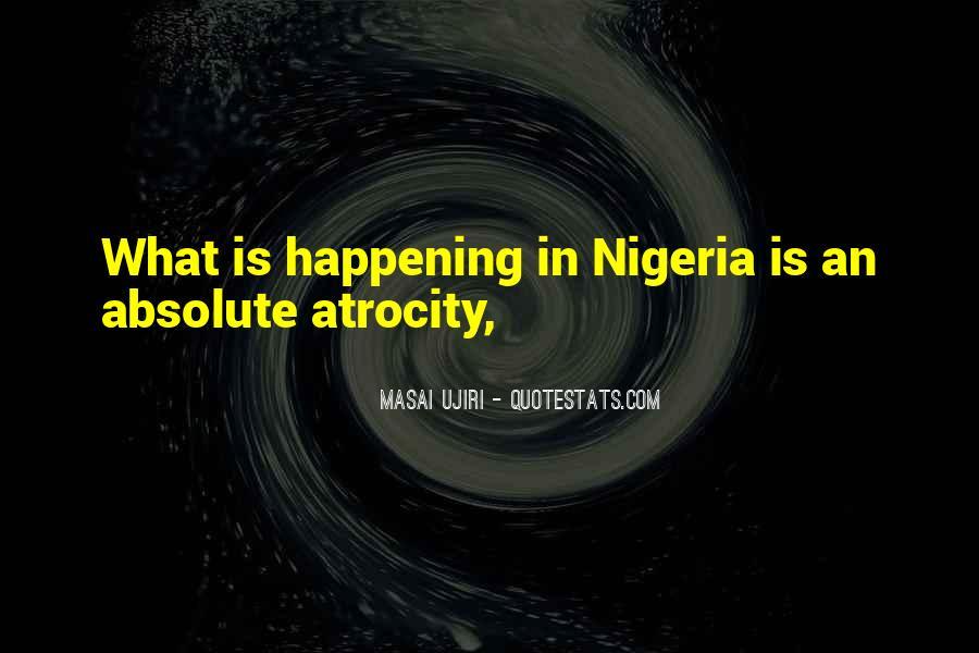 Atrocity's Quotes #1314338