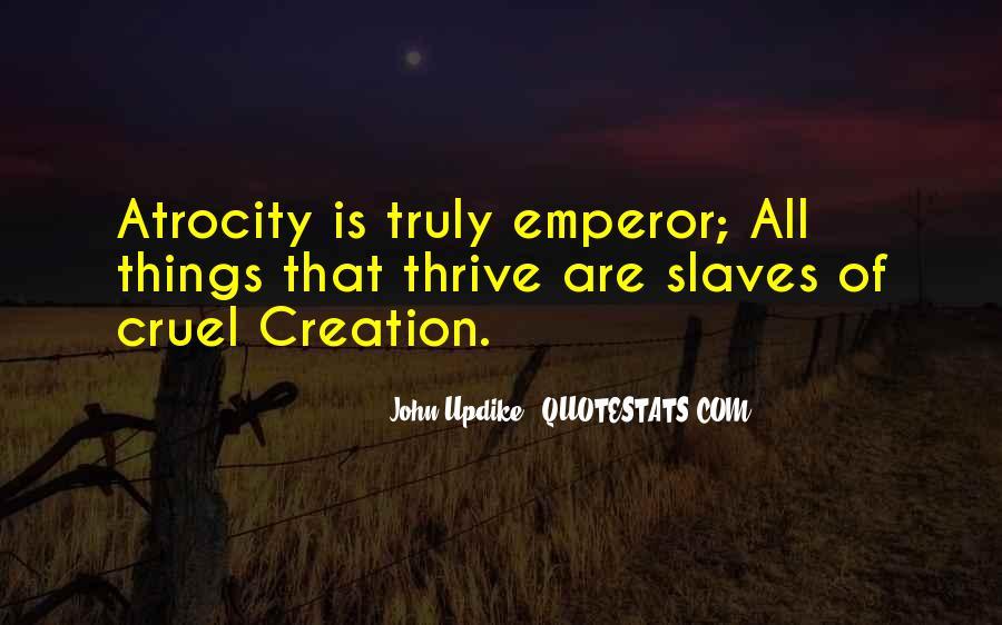 Atrocity's Quotes #1433596