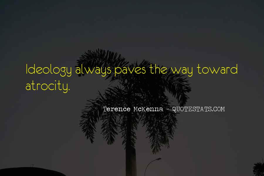 Atrocity's Quotes #1450632