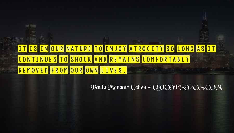 Atrocity's Quotes #1736592