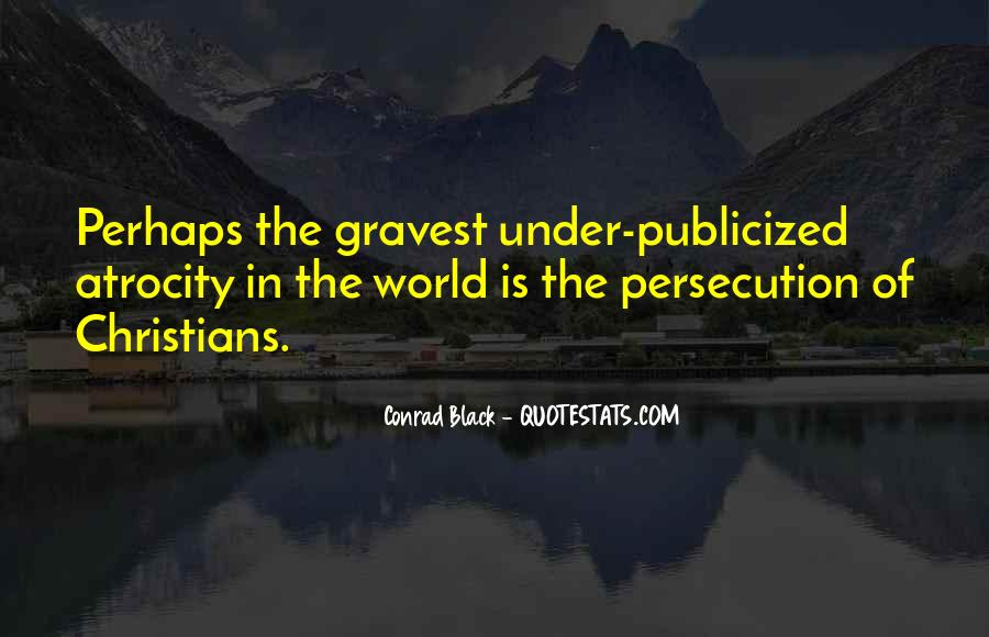 Atrocity's Quotes #1740466