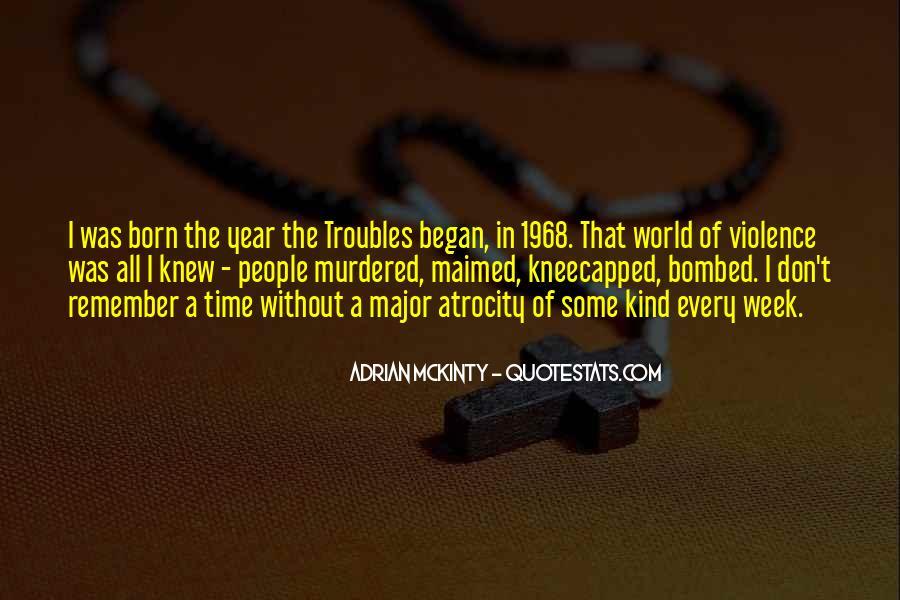 Atrocity's Quotes #1791314