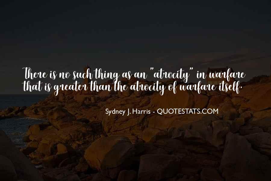 Atrocity's Quotes #21911