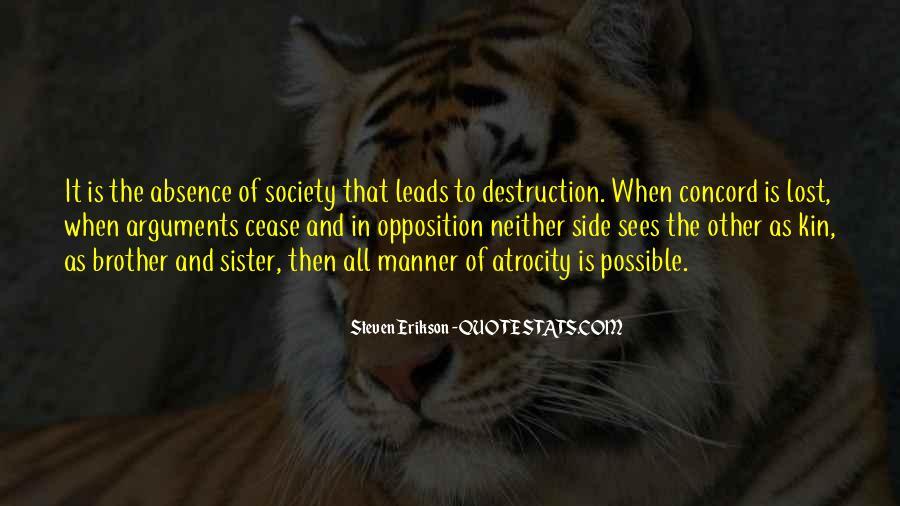Atrocity's Quotes #334138