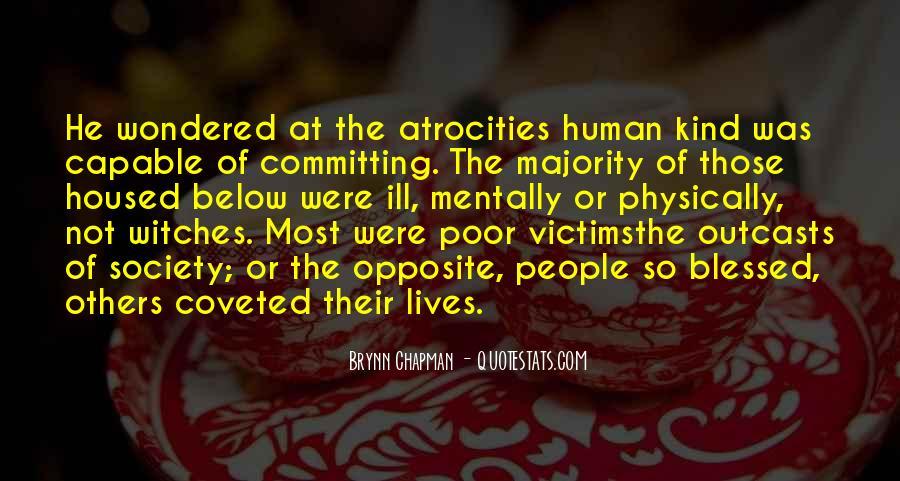 Atrocity's Quotes #454742