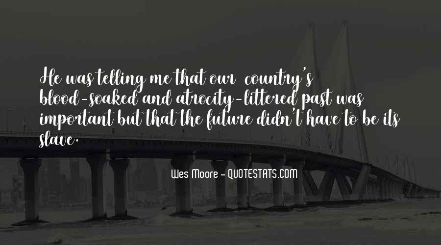 Atrocity's Quotes #510211