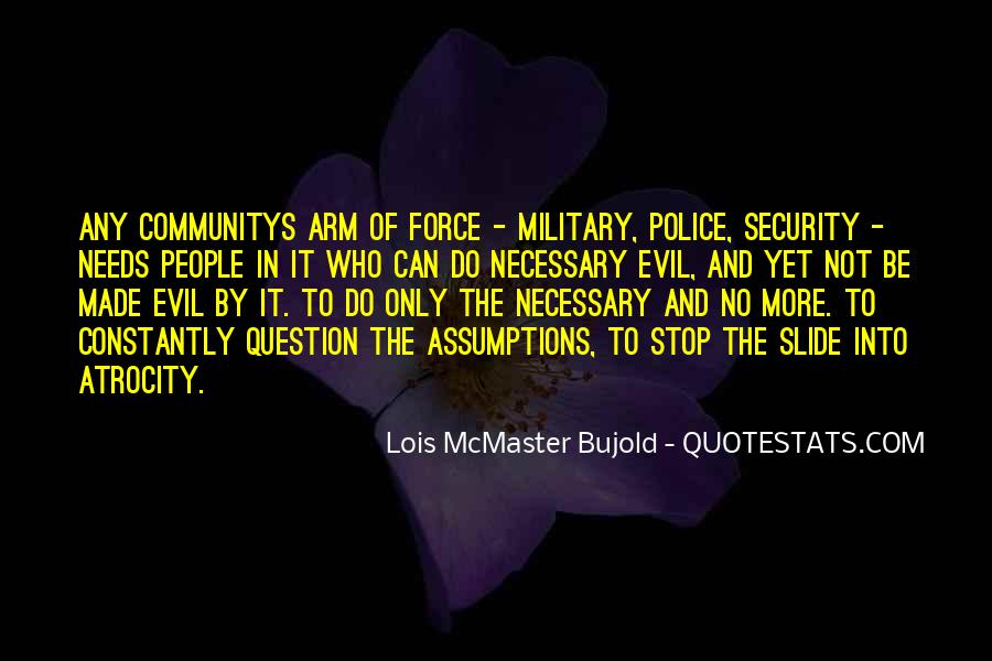 Atrocity's Quotes #645314