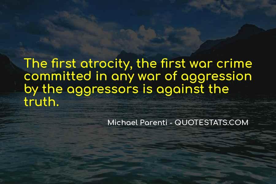 Atrocity's Quotes #813504