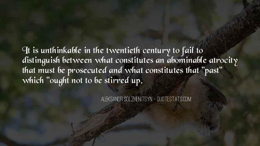 Atrocity's Quotes #833893