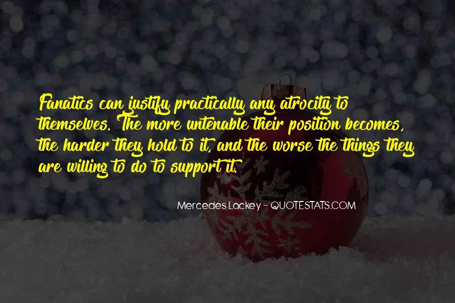 Atrocity's Quotes #899020