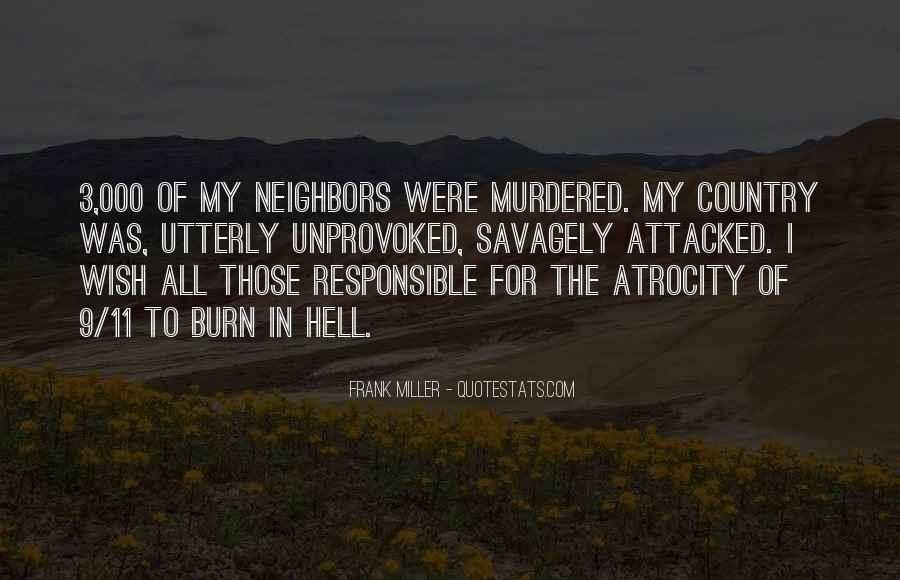 Atrocity's Quotes #987963