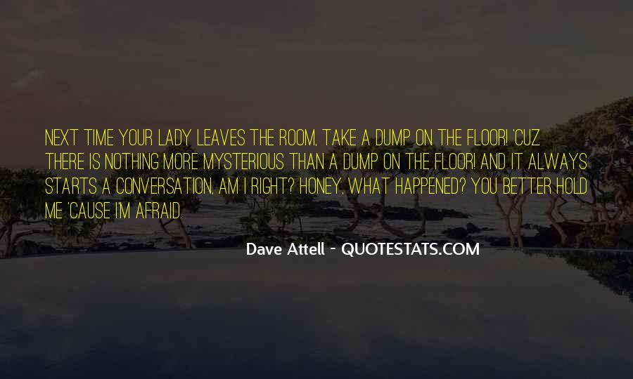 Attell Quotes #918764