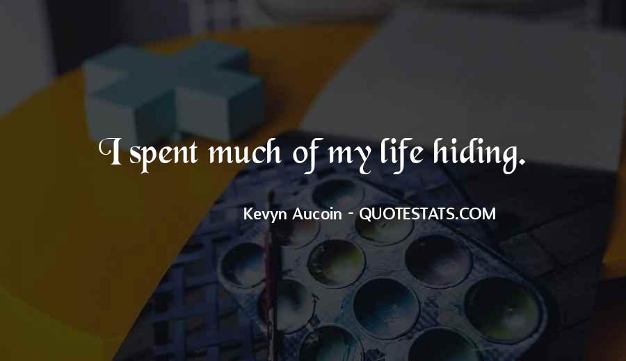 Aucoin Quotes #115121