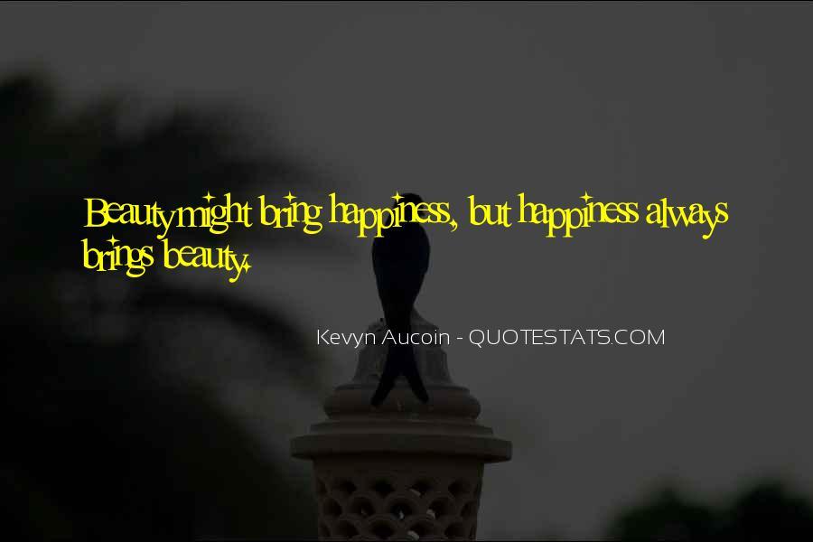 Aucoin Quotes #48252