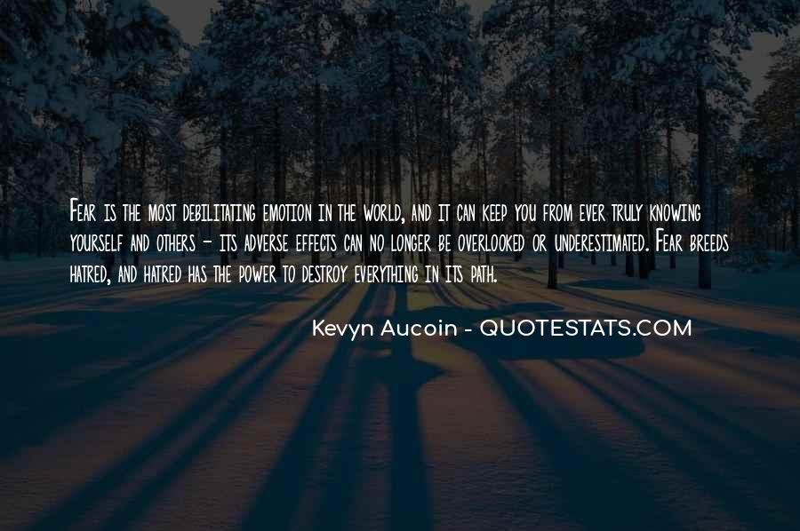 Aucoin Quotes #599009